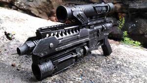 blaster carbine by hapajedi