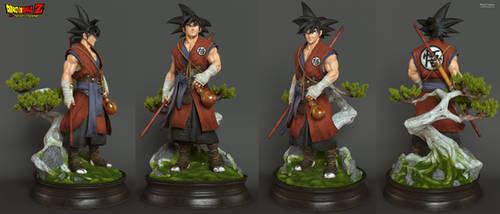 Goku - Views