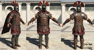 Centurion Ingame