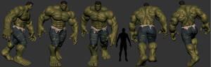 Hulk views