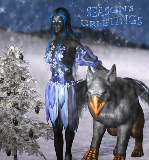 Season's greetings by Kitashrak