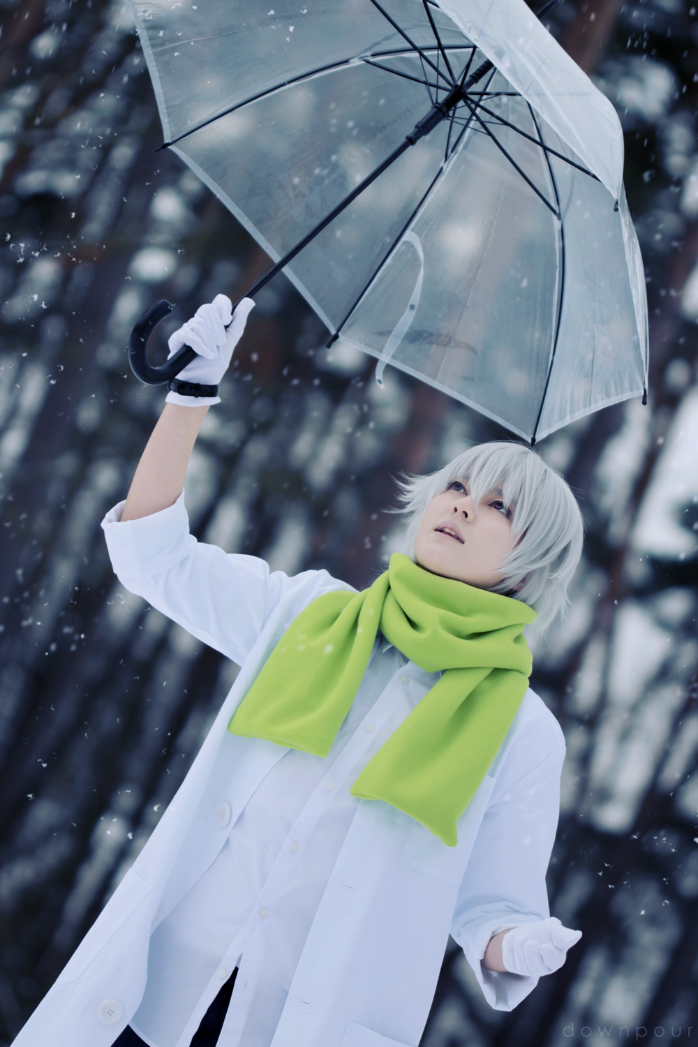 Clear - DRAMAtical Murder by Moi-rin