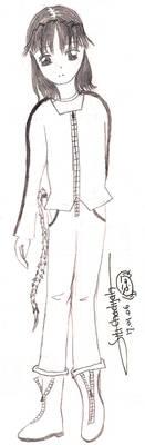 first chara design