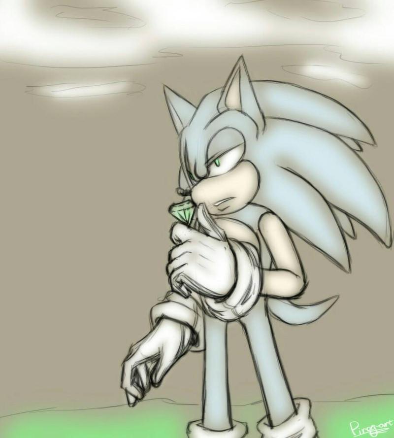 Sonic the hedgehog by PiRoG-Art