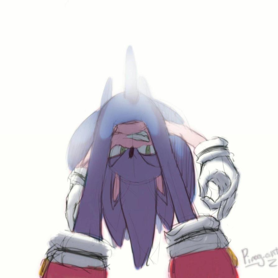 Sonic by PiRoG-Art