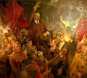 Lenin by Kissa21