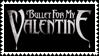 Bullet For My Valentine Stamp