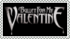 Bullet For My Valentine Stamp