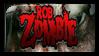 Rob Zombie Stamp by freakenstein1313