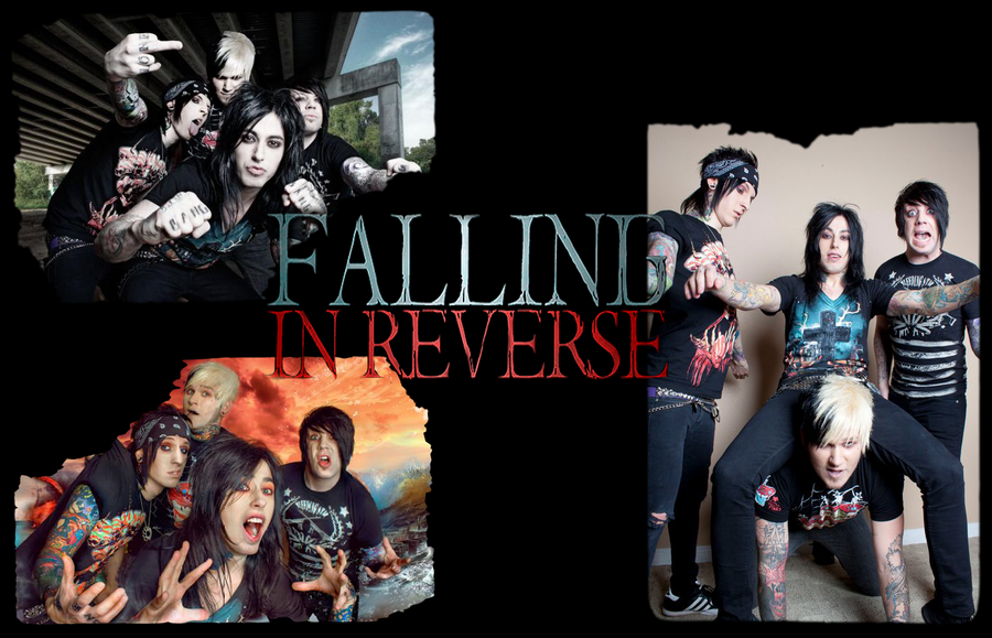 Falling In Reverse By Freakenstein1313