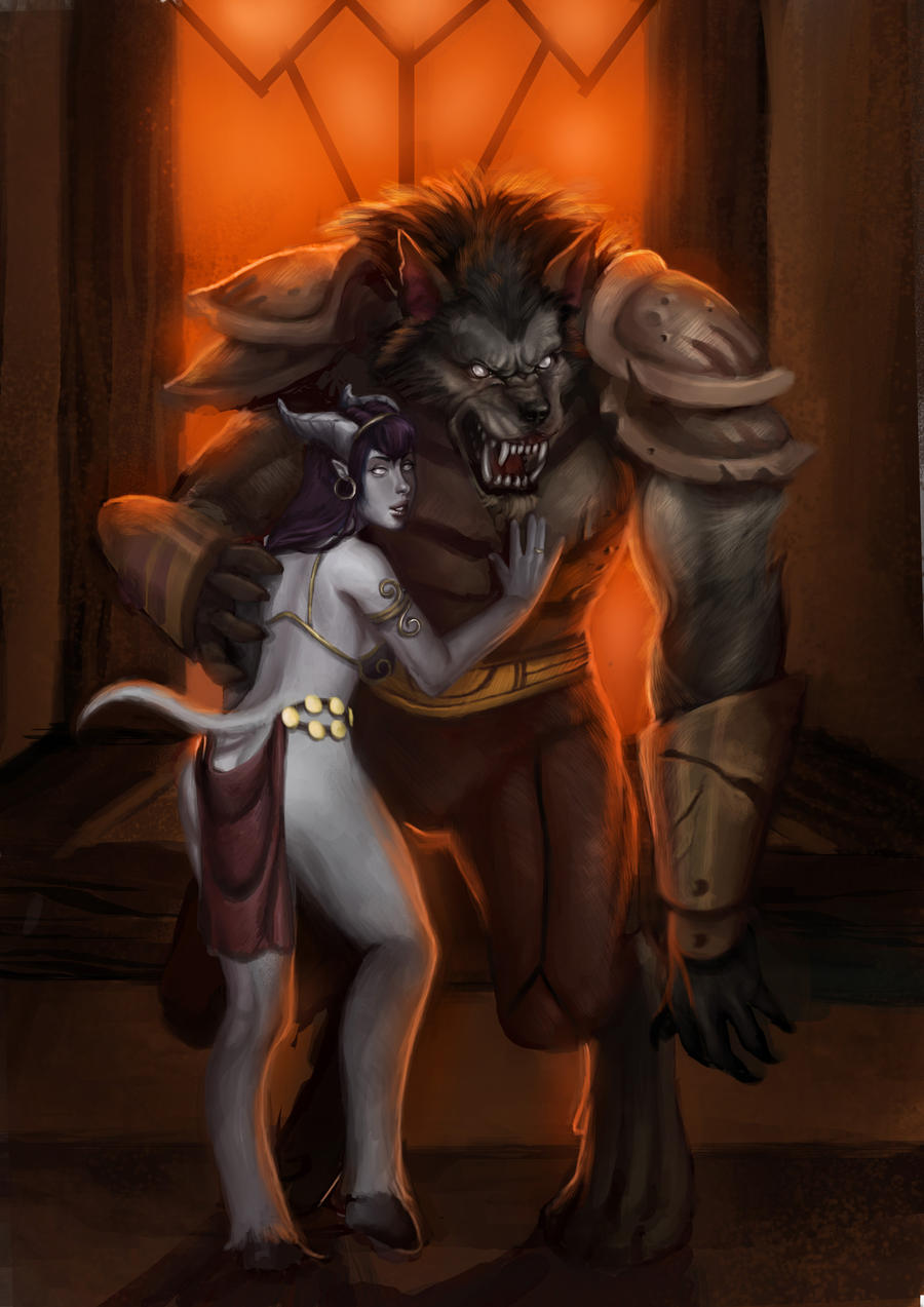 Warcraftporn blogspot naked gallery