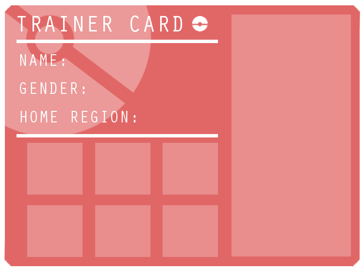 trainer card template 28 images blank card greninja backgrounds images trainer card. Black Bedroom Furniture Sets. Home Design Ideas