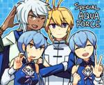 Special Aqua Force!!