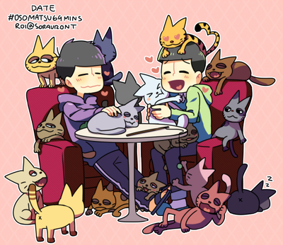 Osomatsusan69mins: Date by Sandy-kun