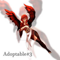[OPEN] Adopt #3 (SET PRICE) by AlVAdopts