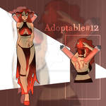 [OPEN] Adopt #12 (SET PRICE) by AlVAdopts