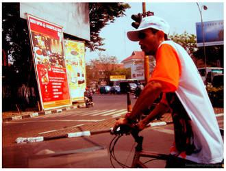 Bike to work by SaMmYCuPu