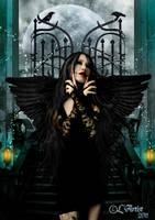 Angel - A by lartist-retouche