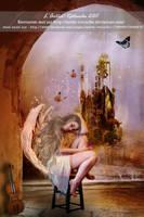Angel by lartist-retouche