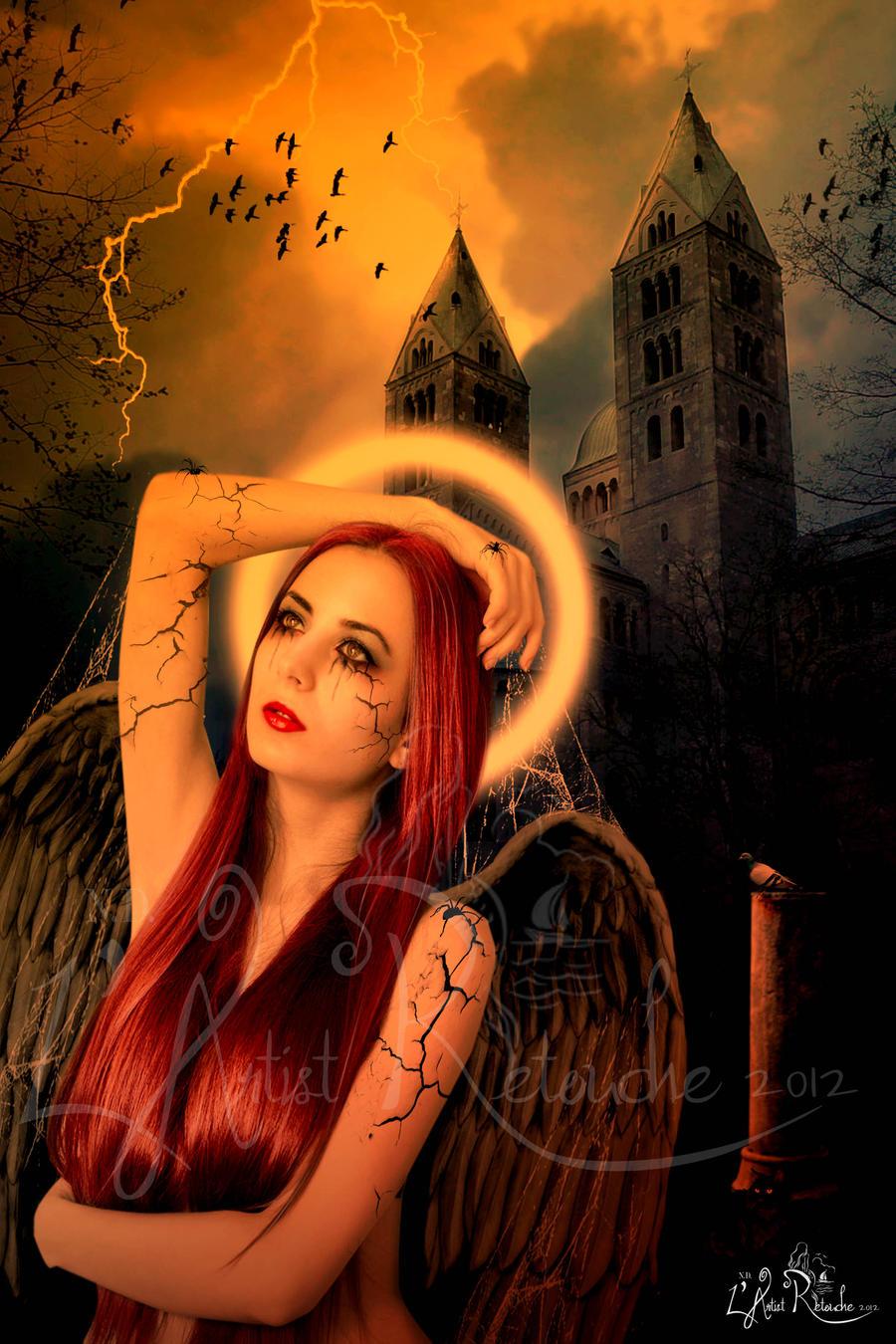 dark angel 2012 by lartist-retouche