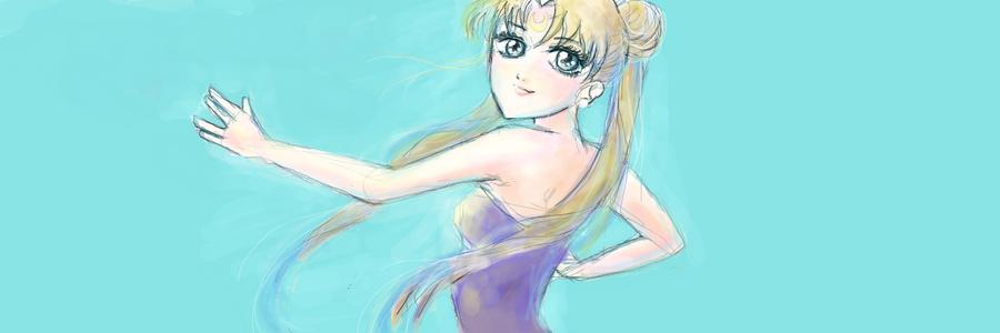 Moon Princess by Sunflower-Von