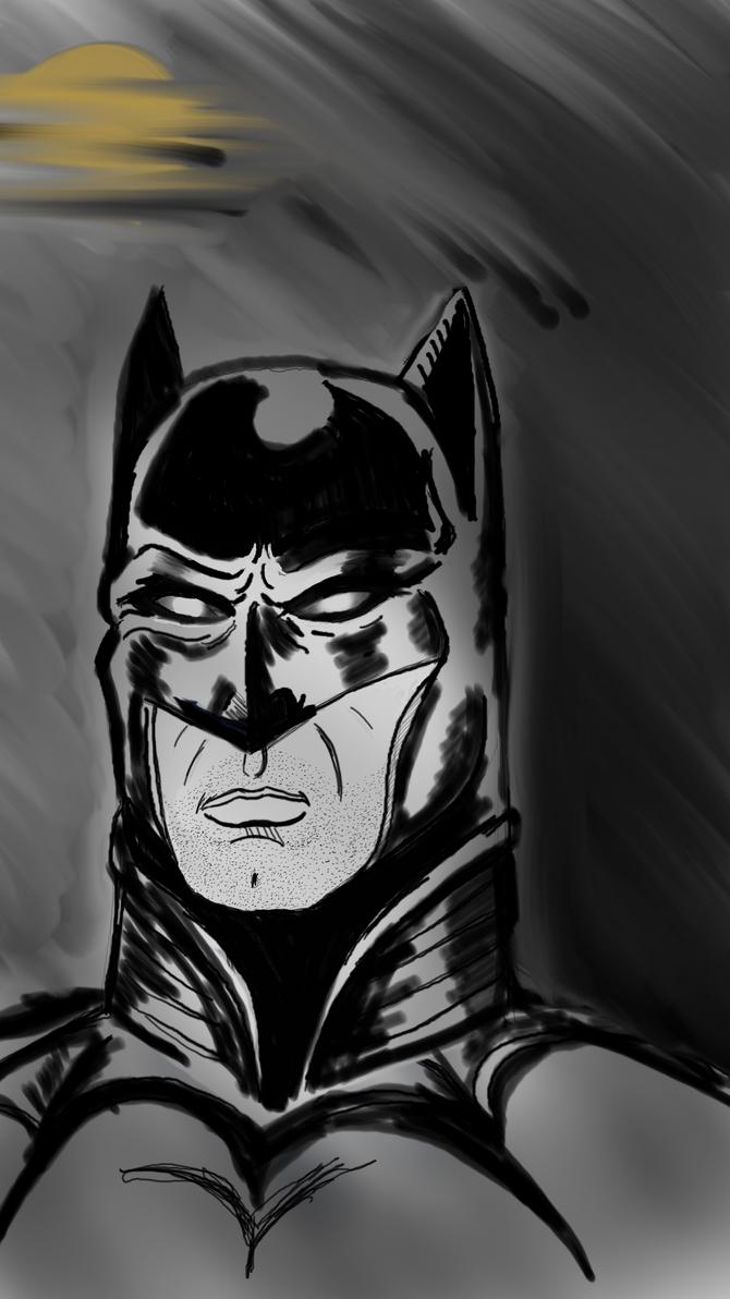 The Bat by supermonkey2121