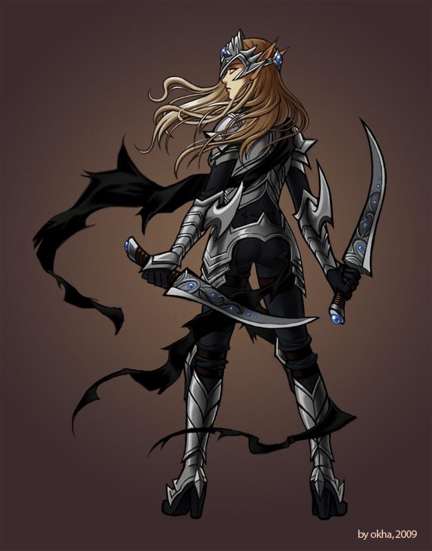 Assassin2 by Okha