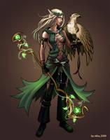 Druid by Okha