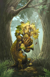 WoW - crying tree of life