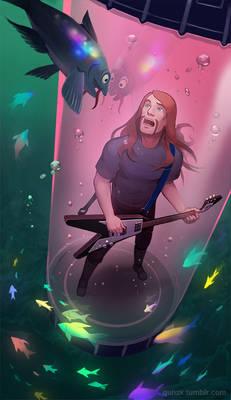 Metalocalypse - Underwater Friends