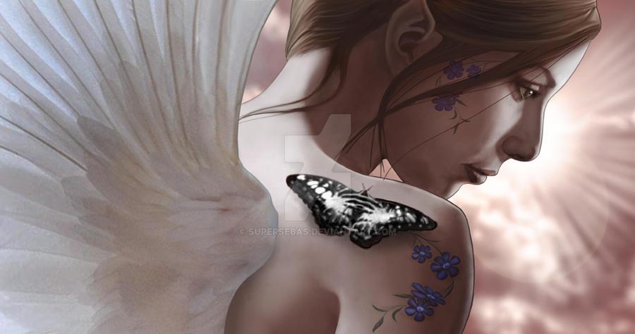 NOE ANGEL BB by supersebas