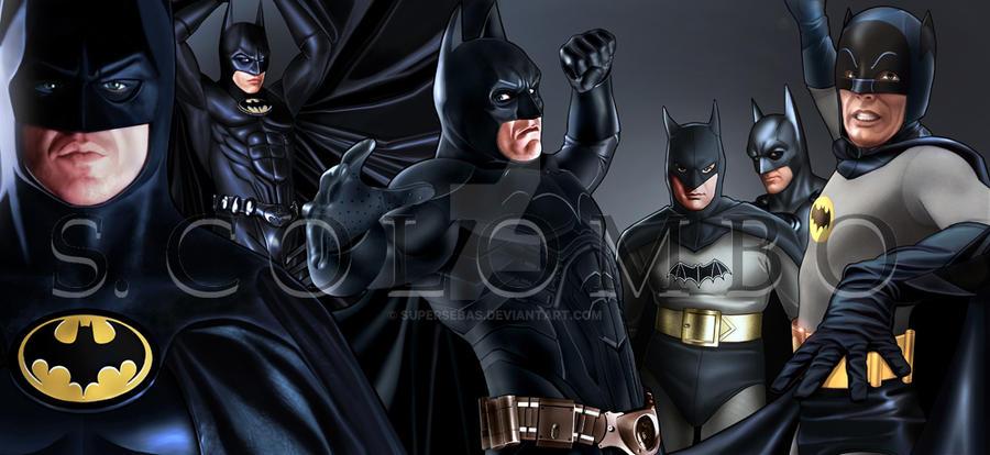 BATMEN by supersebas