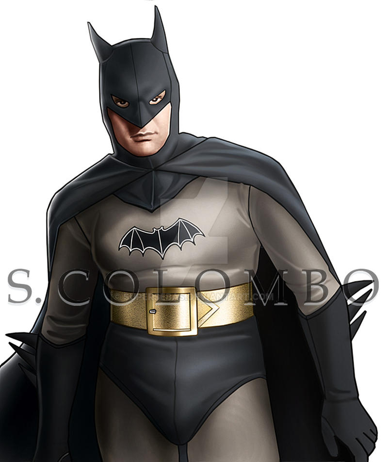 First BATMAN by supersebas