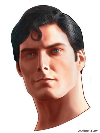 CHRIS - SUPERMAN - REEVE by supersebas