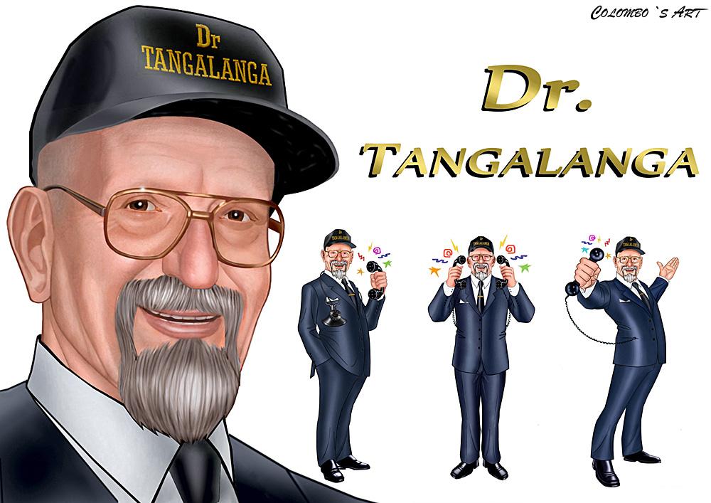 DR TANGALANGA by supersebas