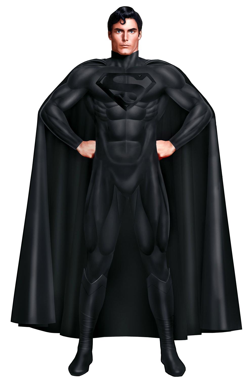 SUPERMAN MOURNING SUIT by supersebas on DeviantArt