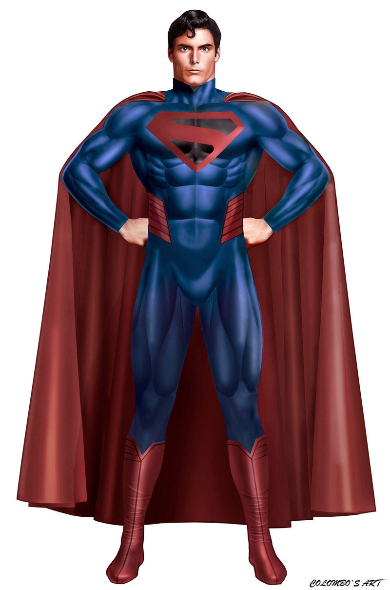 THE ULTIMATE SUPERMAN COSTUME by supersebas THE ULTIMATE SUPERMAN COSTUME by supersebas  sc 1 st  DeviantArt & THE ULTIMATE SUPERMAN COSTUME by supersebas on DeviantArt