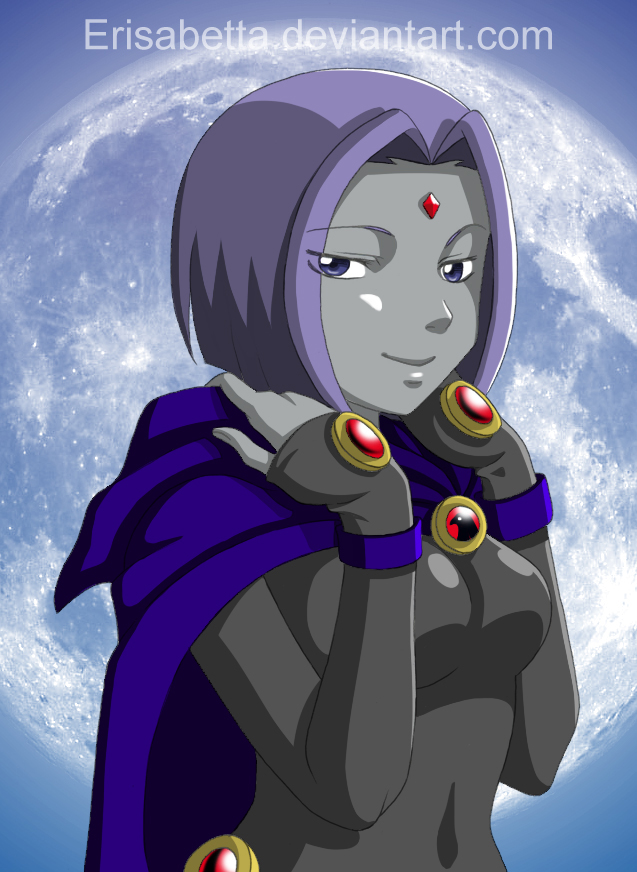 Raven Teen Titans Hot