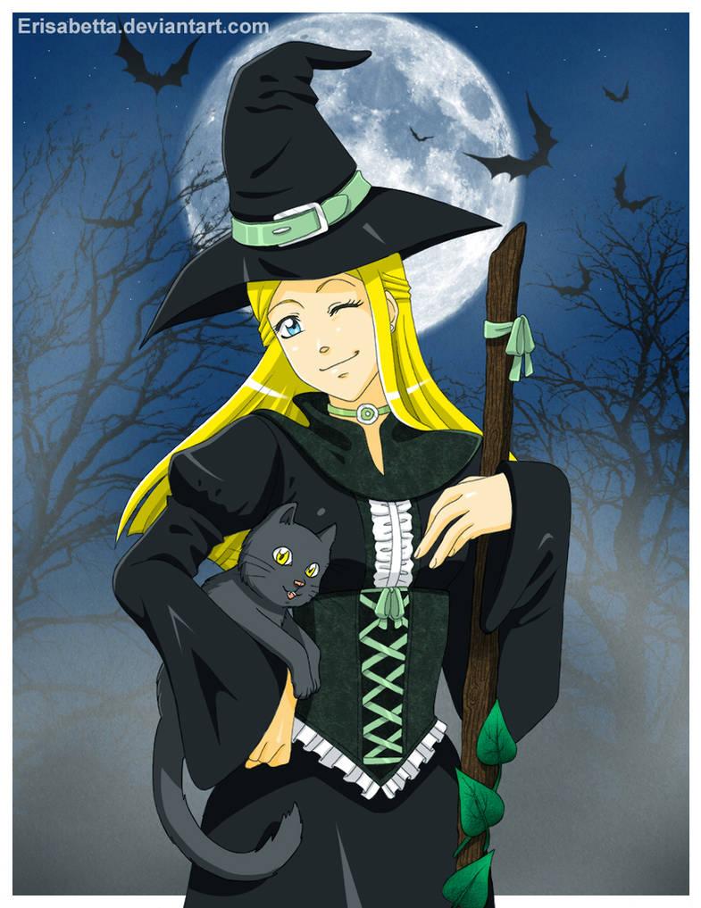 Cornelia Contest - Witch