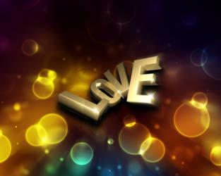 Love wallpaper by taytel