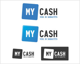 MyCash logo by taytel