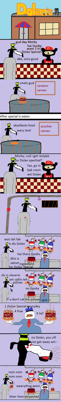 Dolan's Special by 21Mauricio21