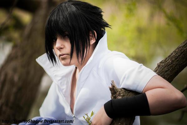 Sasuke Uchiha Shipuuden Me by ShadowFox-Cosplay