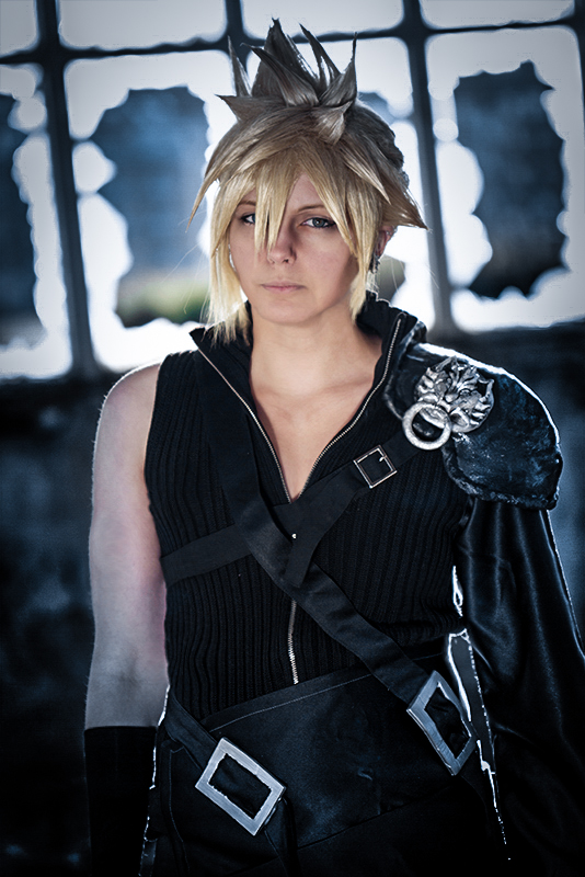 Cloud Strife Cosplay: Before the dark by ShadowFox-Cosplay