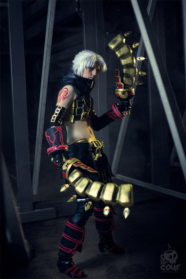 Haseo Cosplay - Full body by ShadowFox-Cosplay