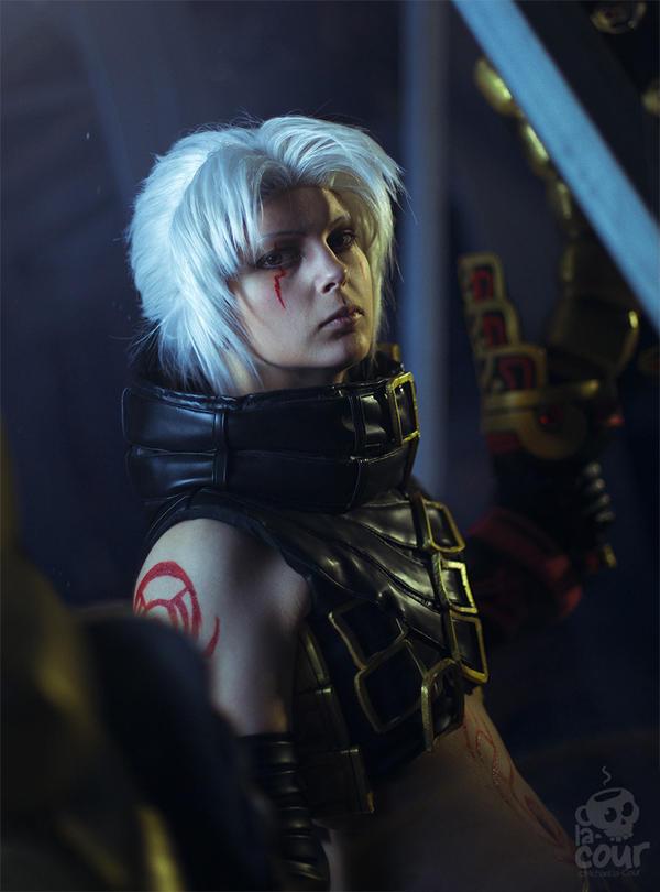 Haseo cosplay - Look at by YamiNoShadow