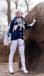 Alphinaud cosplay: Alphinaud