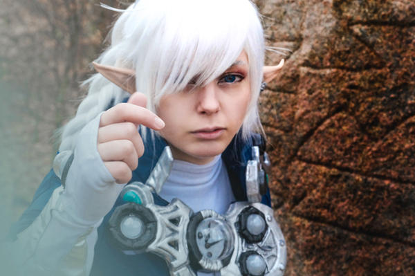 Alphinaud cosplay: Photo 2 by ShadowFox-Cosplay