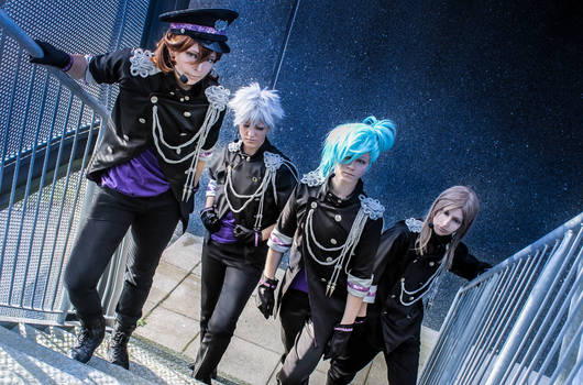 Quartet Night - Ready to Performes