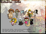 Zombie Dolls Icons by floina